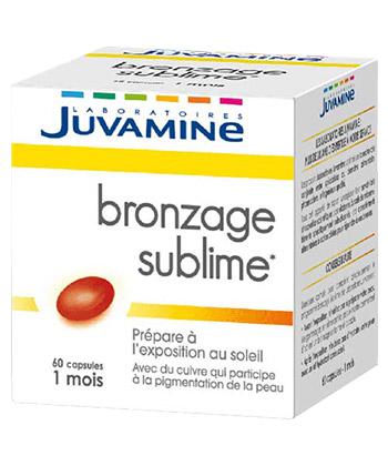 juvamine-bronzage-sublime