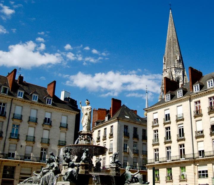Nantes, la joliefolie